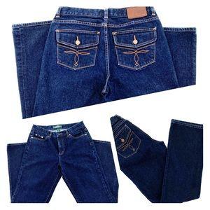 LRL Lauren Jeans Co Womens Jeans Sz 4 Classic Boot